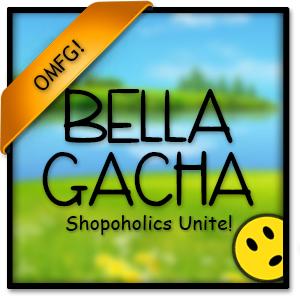 Bella Gacha Logo square 300x300